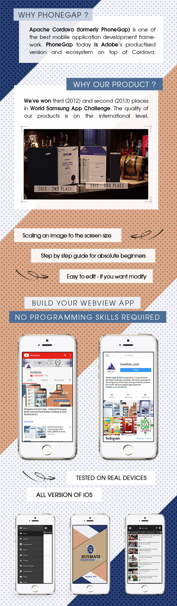 Ultimate Webview App - iOS [ AdMob & Push Notifications ] - 2